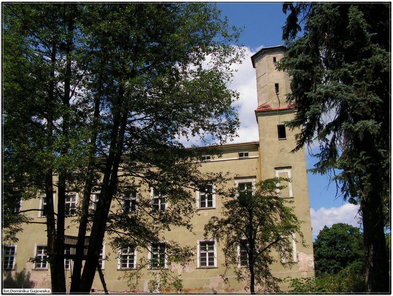 Zamek w Dobroszycach