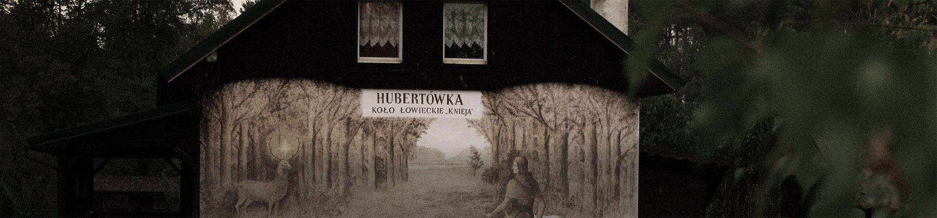 Hubertówka w Malerzowie
