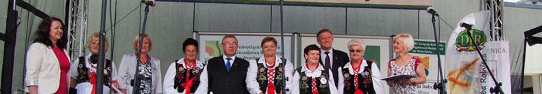 Uroczyste obchody 150-lecia Kół Gospodyń Wiejskich z Dolnego Śląska