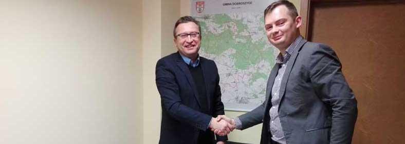 Porozumienie między Gminą Dobroszyce i Gminą Oleśnica