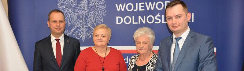 Nagrody dla Sołtysów