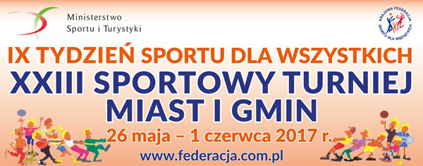 IX Tydzień Sportu Dla Wszystkich