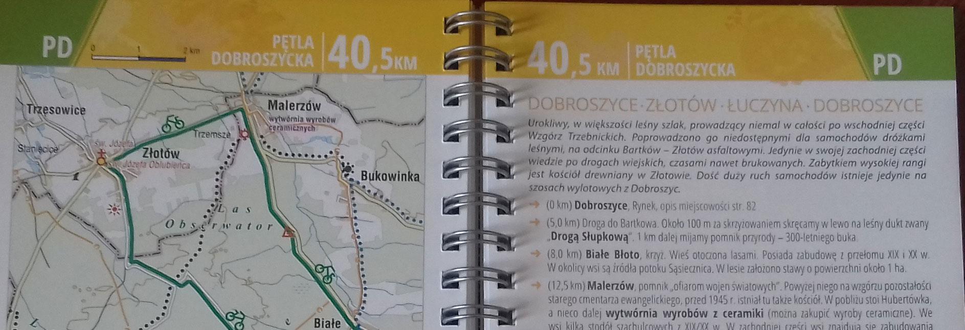 Przewodnik Stowarzyszenia Wzgórz Trzebnickich i Doliny Baryczy