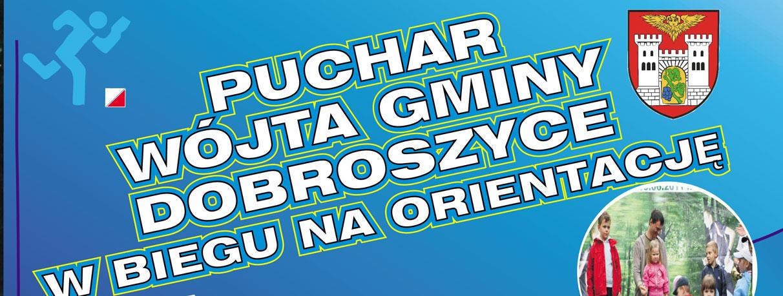 Puchar Wójta Gminy Dobroszyce w biegu na orientację w lesie