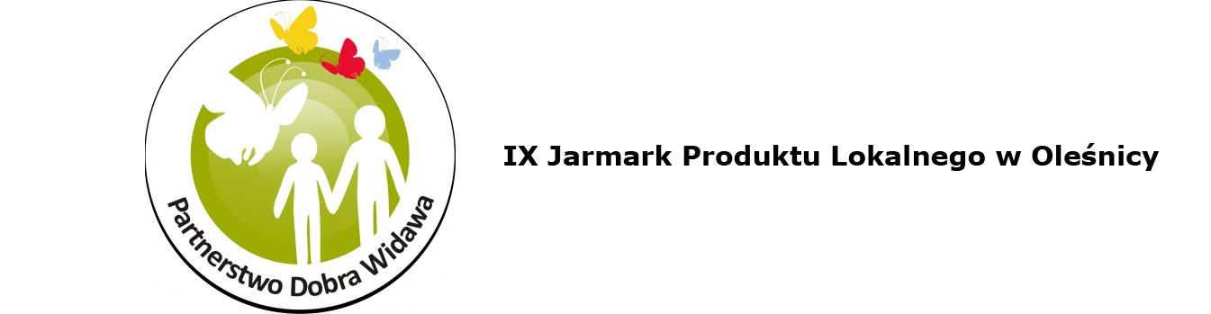 IX Jarmark Produktu Lokalnego w Oleśnicy