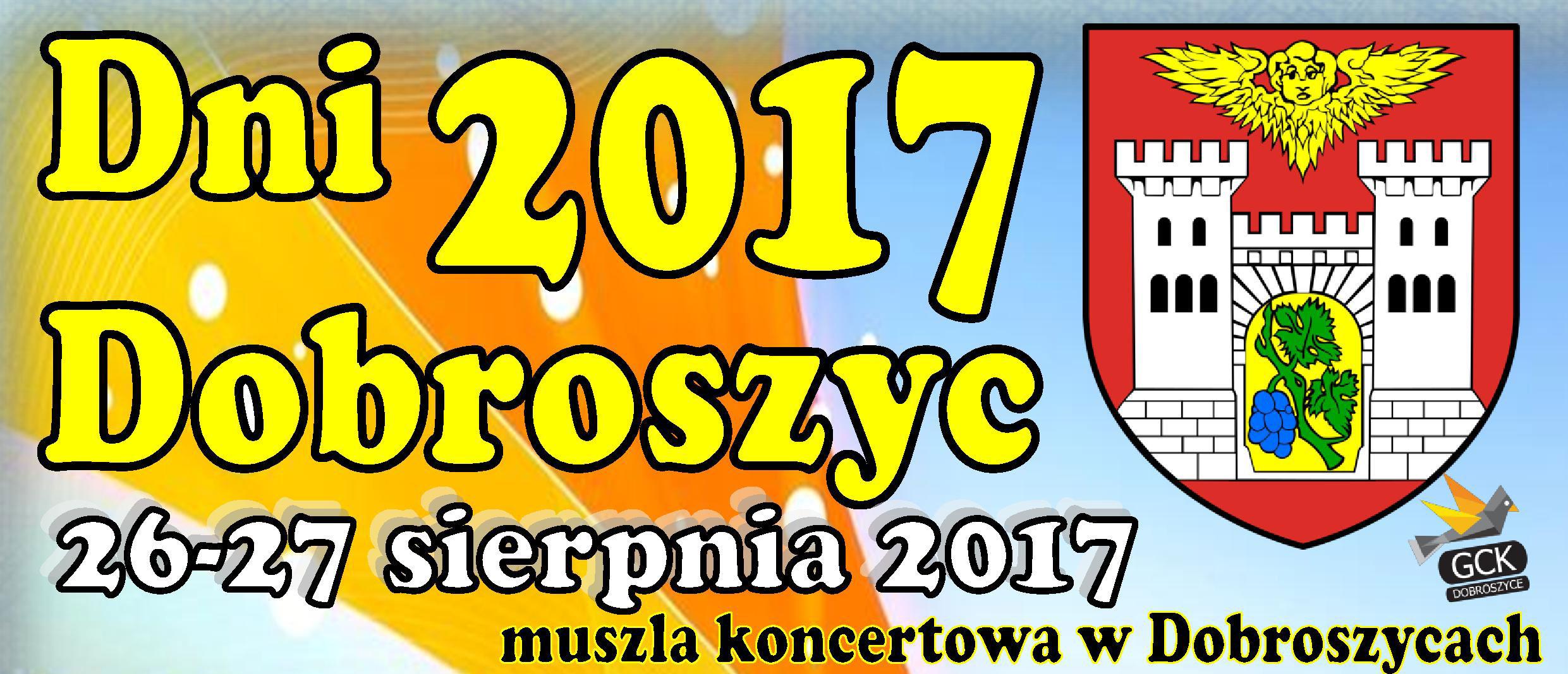 Dni Dobroszyc 2017