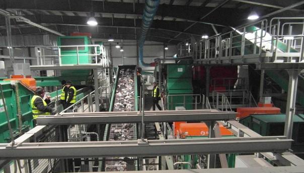 Budowa Subregionalnej Instalacji Przetwarzania Odpadów Komunalnych