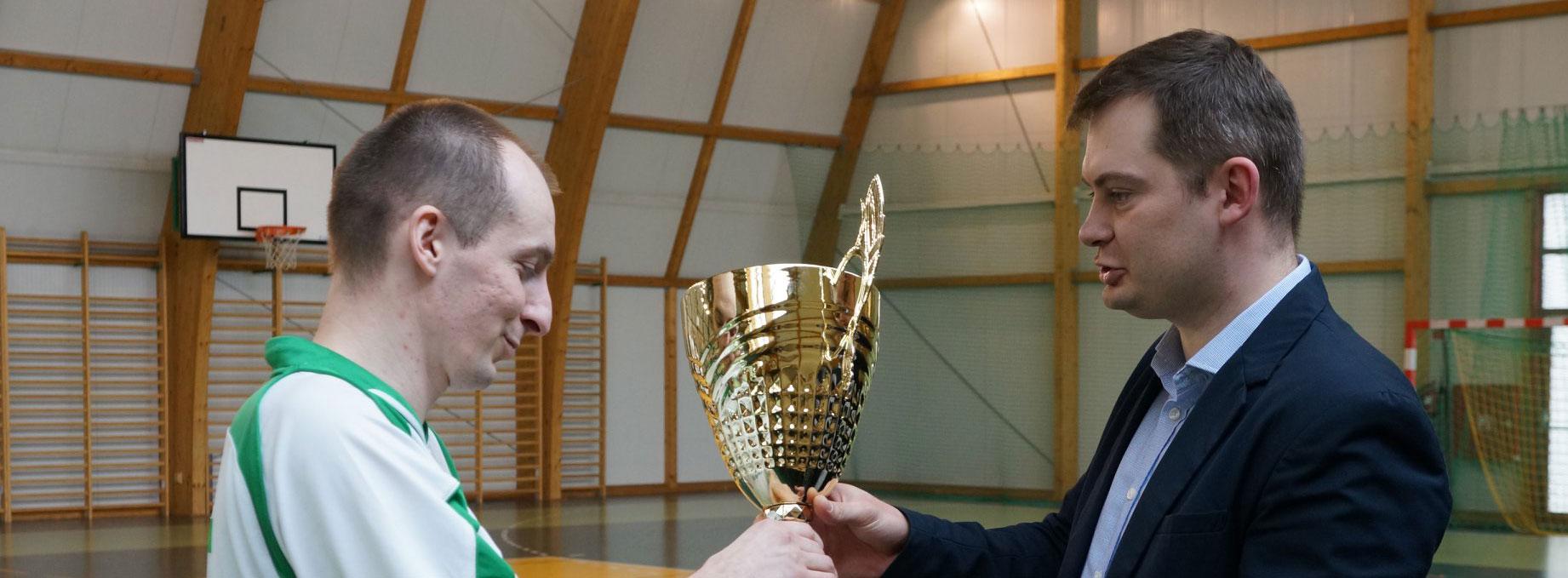 V Gminny Halowy Turniej Piłki Nożnej o Puchar Wójta Gminy Dobroszyce