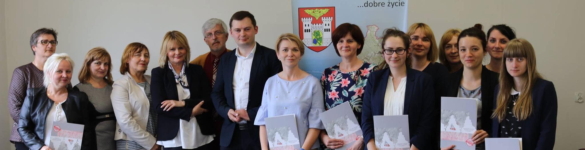 """""""Dobra edukacja przedszkolna w Gminie Dobroszyce""""."""