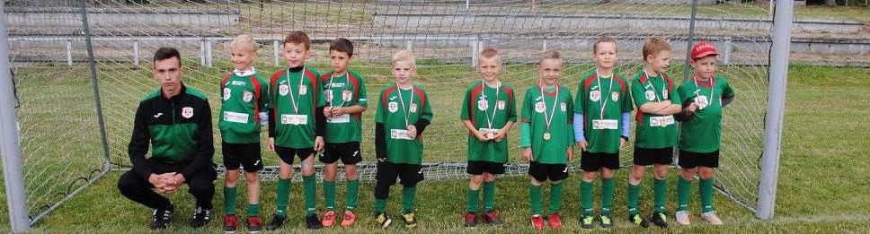 Młodzi piłkarze Gminy Dobroszyce