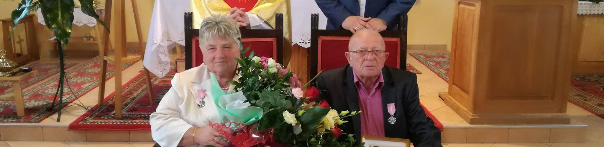 Kolejni Jubilaci w Gminie Dobroszyce