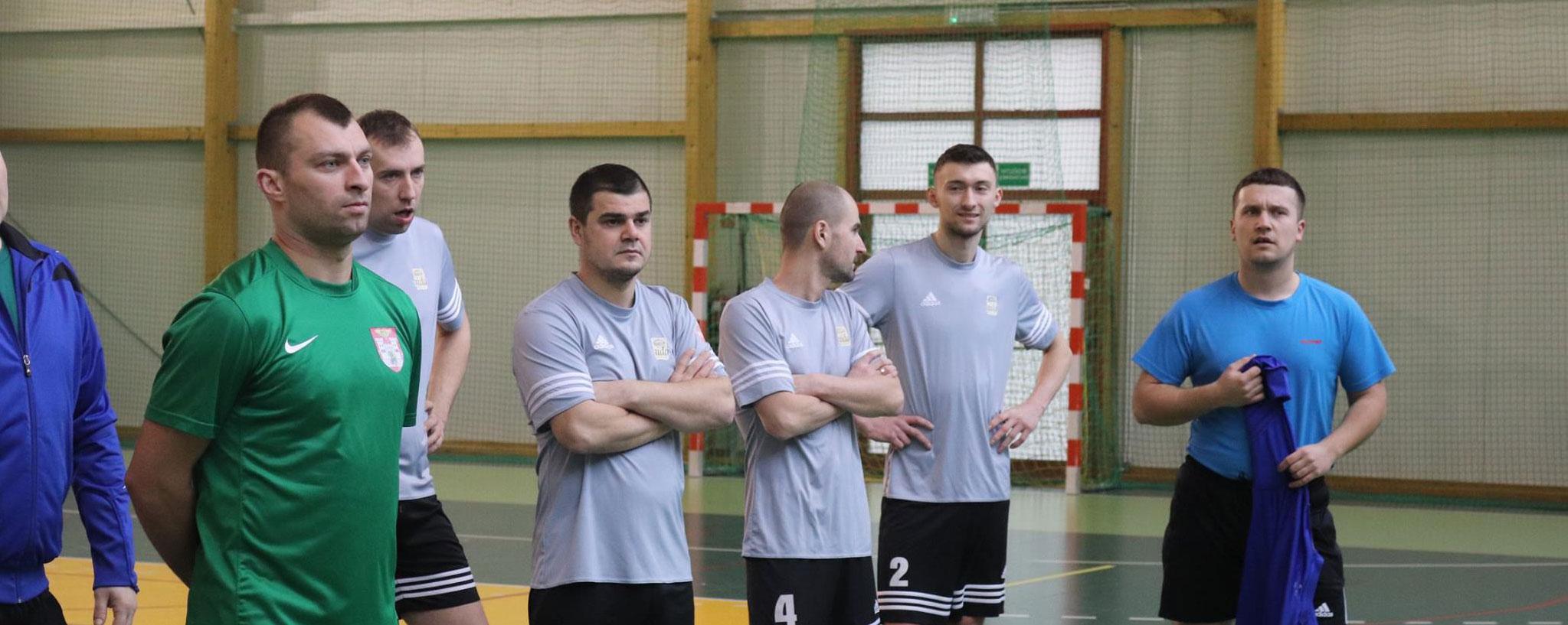 VI Gminny Halowy Turniej Piłki Nożnej Mężczyzn o Puchar Wójta Gminy Dobroszyce