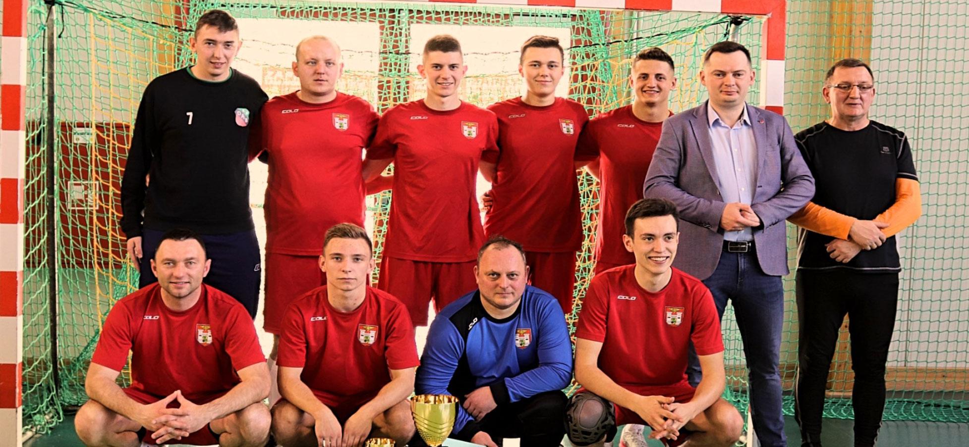 VII Gminny Turniej Piłki Nożnej Mężczyzn o Puchar Wójta Gminy Dobroszyce